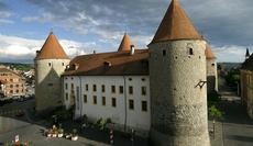 Castello di Yverdon
