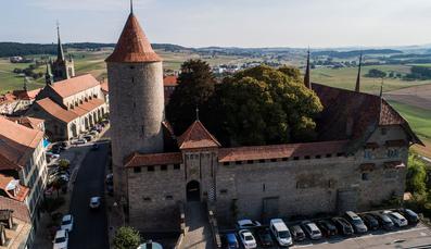 Schloss Romont