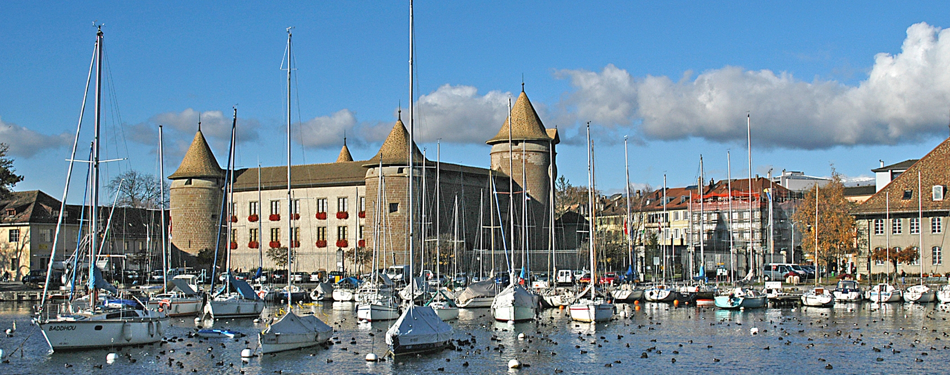 Schloss Morges