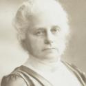Historisches Bild von Madame von Hallwil auf Schloss Hallwyl