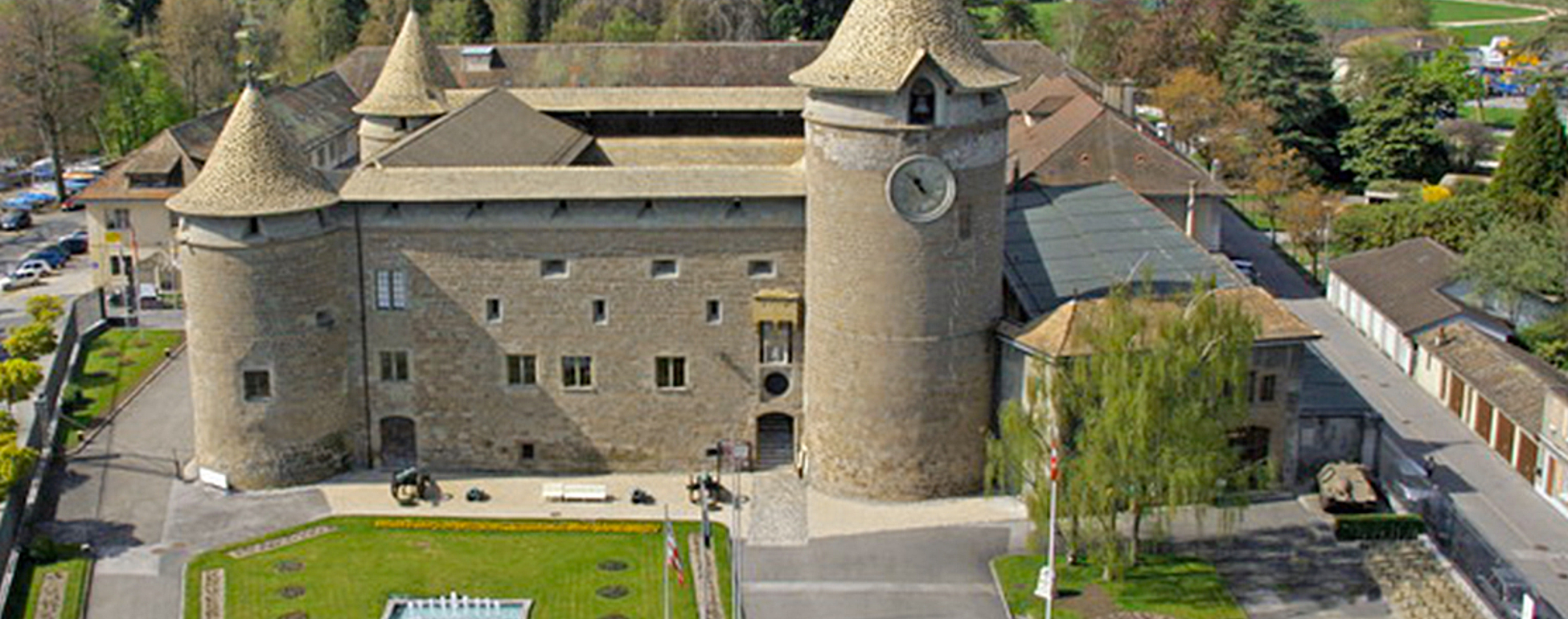 Morges Castle