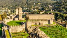 The Fortress of Bellinzona