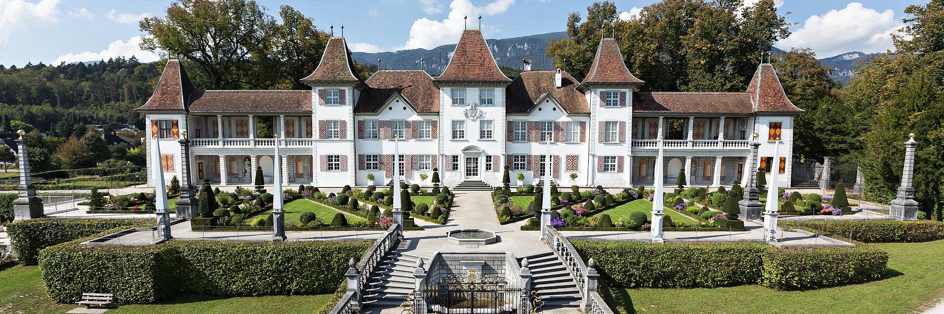 Schloss Waldegg im Kanton Solothurn