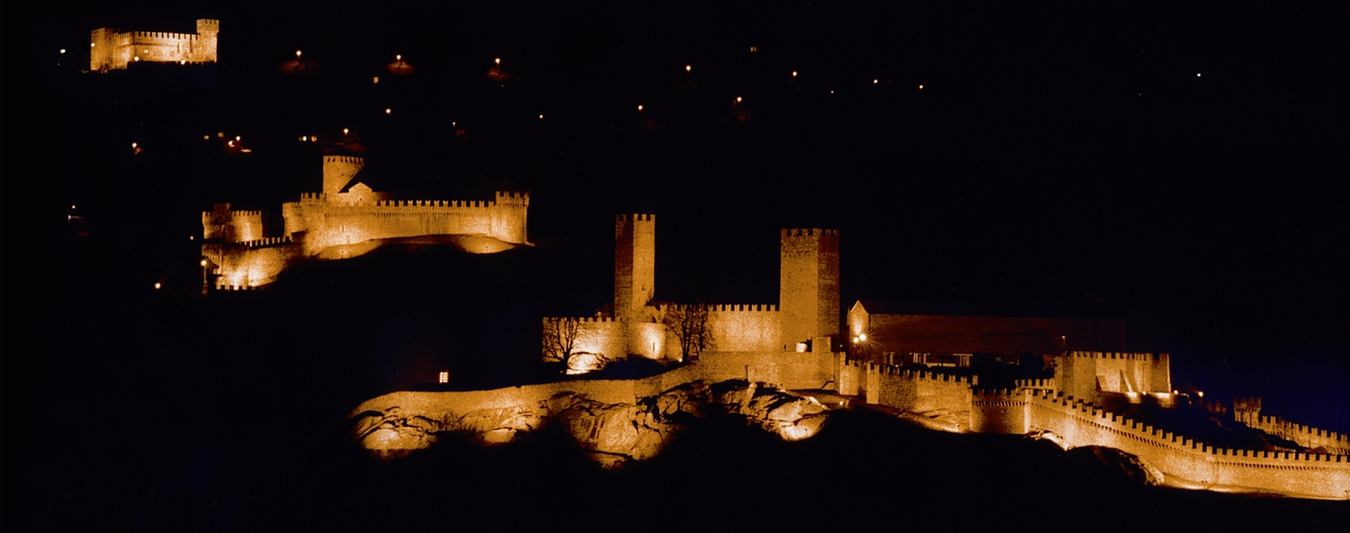 Burgen von Bellinzona